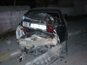 Kaza sonrası linç girişimi