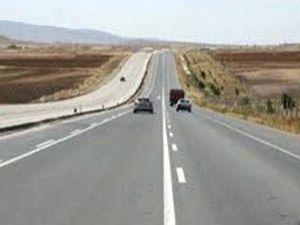 Konyada bölünmüş yol uzunluğu