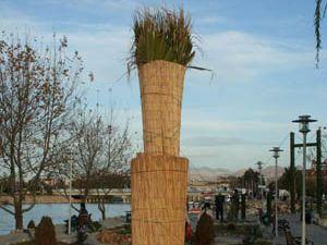 Beyşehiri palmiyeler süsleyecek
