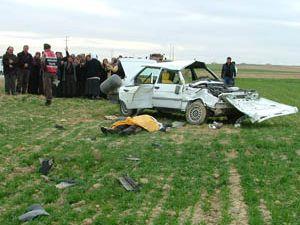 Kuluda trafik kazaları: 1 ölü 3 yaralı