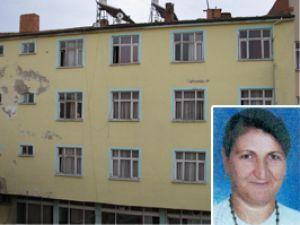 Otelde kadın cesedi bulundu
