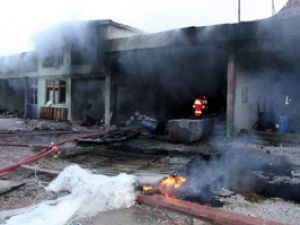 Patlamada yaralanan kişi kurtarılamadı