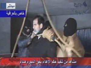 Saddam Hüseyinin son anları Wikileaksde