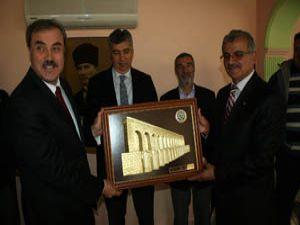 KTB encümen toplantısını Beyşehirde yaptı