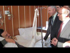 Başkan Taşçıya Ak Partiden ziyaret