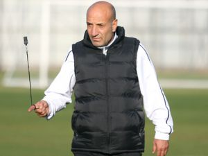Ziya Doğan Sivas maçından galibiyet bekliyor