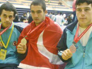 Selçuklu Belediyesporlu sporcu Dünya Şampiyonu oldu