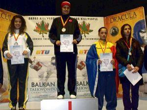 Balkan Şampiyonu Selçukludan