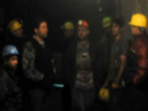 Konyada 20 maden işçisi mahsur kaldı