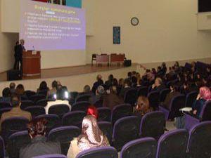 Konyadaki toplantıya 170 bilim adamı katıldı