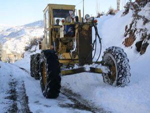 2962 km yol kardan temizlendi