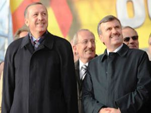 Erdoğan Akyürekle görüştü