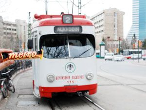 Konyaya metro gelecekti ama
