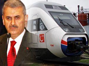 Antalya-Konya hızlı tren hattı resmileşti