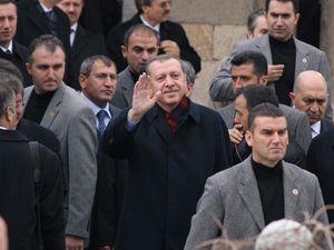 Erdoğan Mevlana Müzesini ziyaret etti