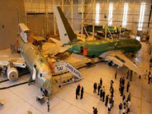 Yerli savaş uçağı için altyapı hazır