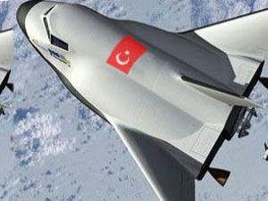 Türk Hava Kuvvetlerine ait uzay gücü