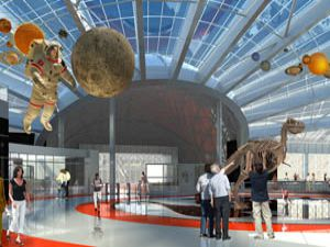 Konya Bilim Merkezinin inşaatına başlanıyor