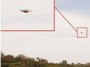 UFOlar Türkiyeye özel ilgi duyuyormuş