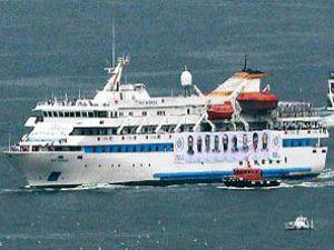 Mavi Marmaraya coşkulu karşılama