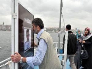 Mavi Marmara gemisinde duygusal anlar