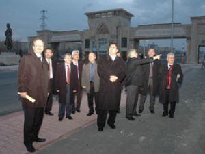 Yeni Rektörler Konyada toplandı