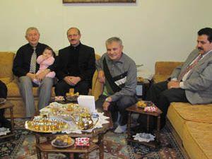 AK Partinin hacı ziyaretleri sürüyor