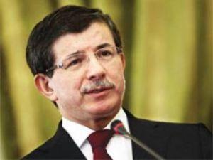 Davutoğlu: Sözü dinlenen, ilkeleri olan Türkiye