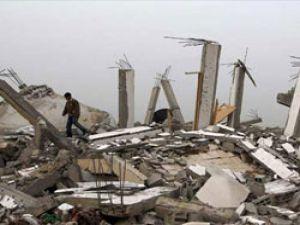 İsrail Gazzede bunları bıraktı