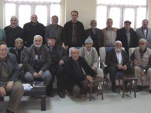 Başkan Altaydan emeklilere ziyaret
