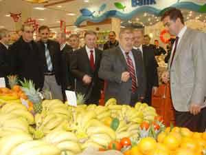 Akyurt Konyada 2. mağazayı açtı