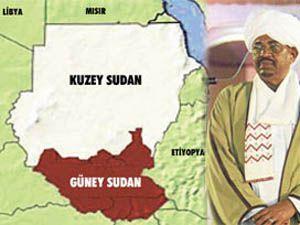 Sudan bölünüyor, yeni bir ülke doğuyor