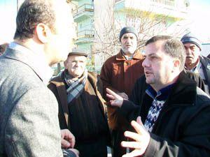 Beyşehir halkının baz istasyonu tepkisi