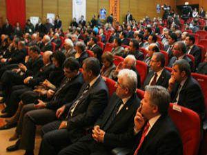 Ekonomi zirvesi Konyada yapıldı