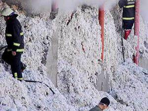 İki işçi iddiaya girdi, fabrika yandı
