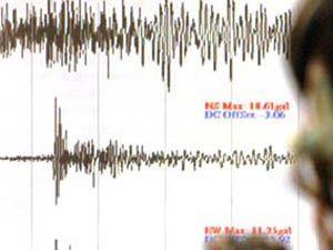 Konyada deprem