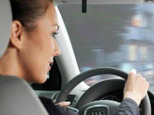 Kadın sürücülerde artış var