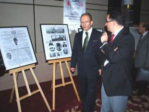 Konyada Basın Tarihi sergisi
