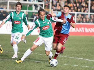 Konya Torku Şekerspor: 1 - Trabzonspor: 3