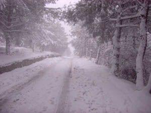 Konya kar bekliyor