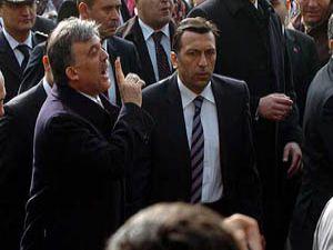 Cumhurbaşkanı Gül kızdı