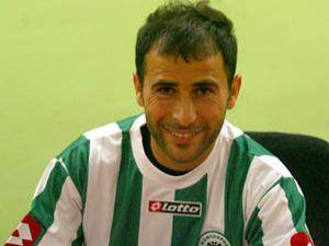 Konyaspor Ertuğrul Arslan sözleşme imzaladı