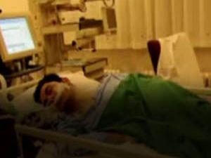 Gardiyanlar Türk gencini komalık etti
