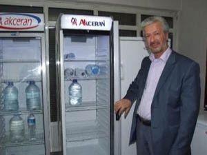 Konyalı mucitten güneş enerjili buzdolabı