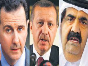 Suriyede Lübnan zirvesi