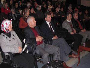 AK Partiden aile içi eğitim semineri