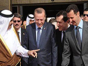 Üçlü Lübnan zirvesi başladı