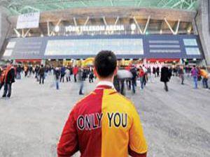 Galatasaray taraftarı paramparça