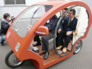 Bir pille çalışan araba üretildi