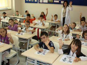 Küçük öğrencilerden büyük yardım
